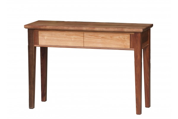 Denvor Tasmanian Blackwood Hall Table, Modern Design, Custom Made To Order