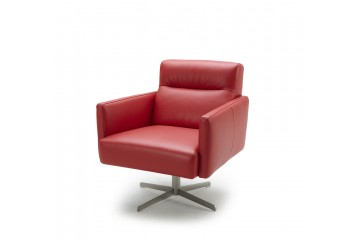 EVA Leather Swivel Chair