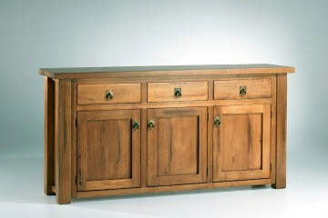 Cockatoo 3 Door Buffet (Solid Tasmanian Oak)