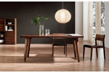 Norya American Walnut Dining Table