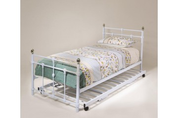 Molly Single Bed with Trundle