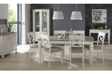 Montreux Extension Dining Table (1400-1800)