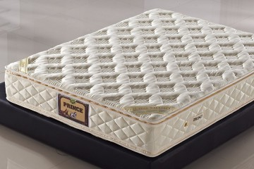Luxurious Comfortable Firm Innerspring Mattress with Pillowtop, Prince Mattress SH2800