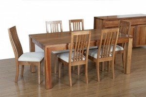 Jessica Blackwood Dining Table (Table only)
