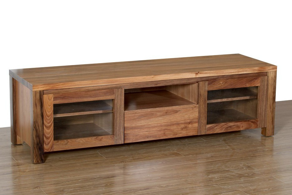 Solid Wood Furniture Jessica Blackwood TV Cabinet