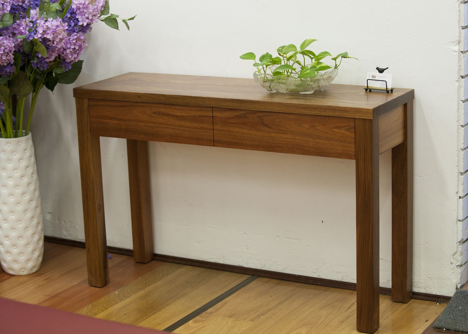 Solid Wood Furniture Australia Made Jessica Blackwood Hall Table