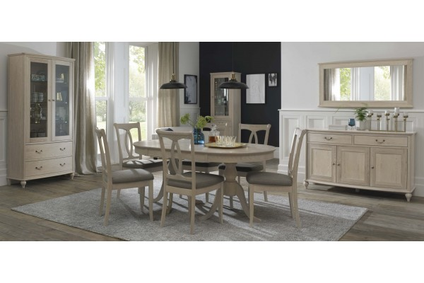 Bordeaux 6-8 Extension Dining Table
