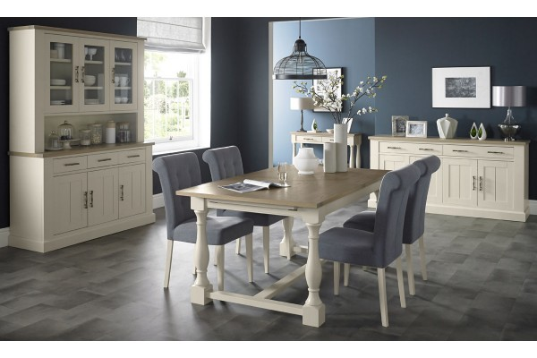 Chartreuse Extension Dining Table
