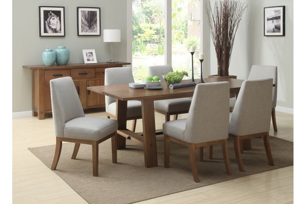 LOFT Solid Tasmanian Oak Dining Table