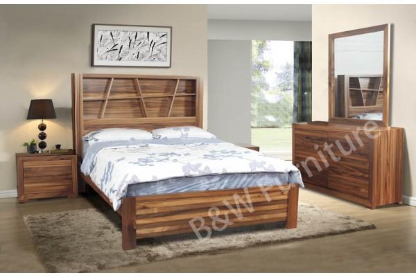 XXX Solid Timber Bedroom