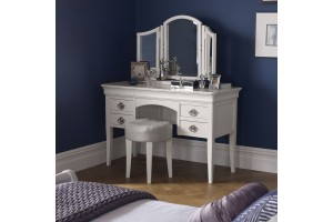 Chantilly Purewhite Dressing Table