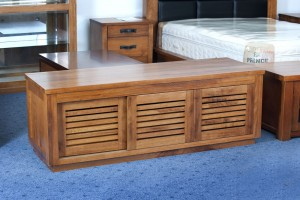 Frannker Solid Tasmanian Oak Entertainment Unit, TV Unit