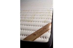 Super Firm Coconut Fiber Mattress with Latex Top
