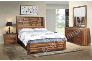 XXX Solid Timber Bedroom