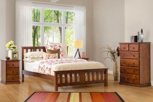 Carrington Bedroom Suite (4pcs)