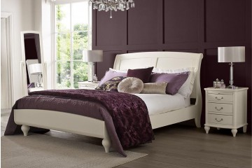 Bordeaux Ivory white Bedroom -Queen and Double Available