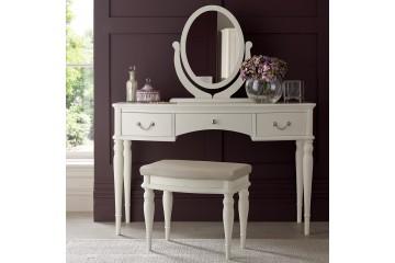 Bordeaux Ivory white Dressing Table