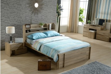 LATOUR QUEEN SIZE BED