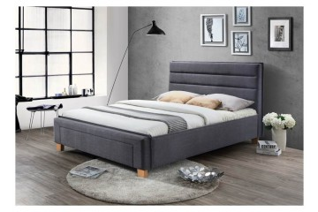 Miami King Single Drawer Bed