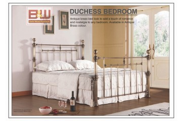 DUCHESS QUEEN SIZE BED