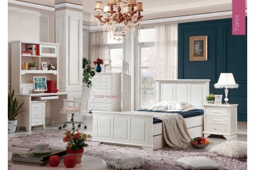 YANNI KINGSINGLE KIDS BED (TRUNDLE NOT INC.)