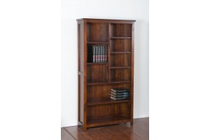 Urban Solid Wood Bookcase
