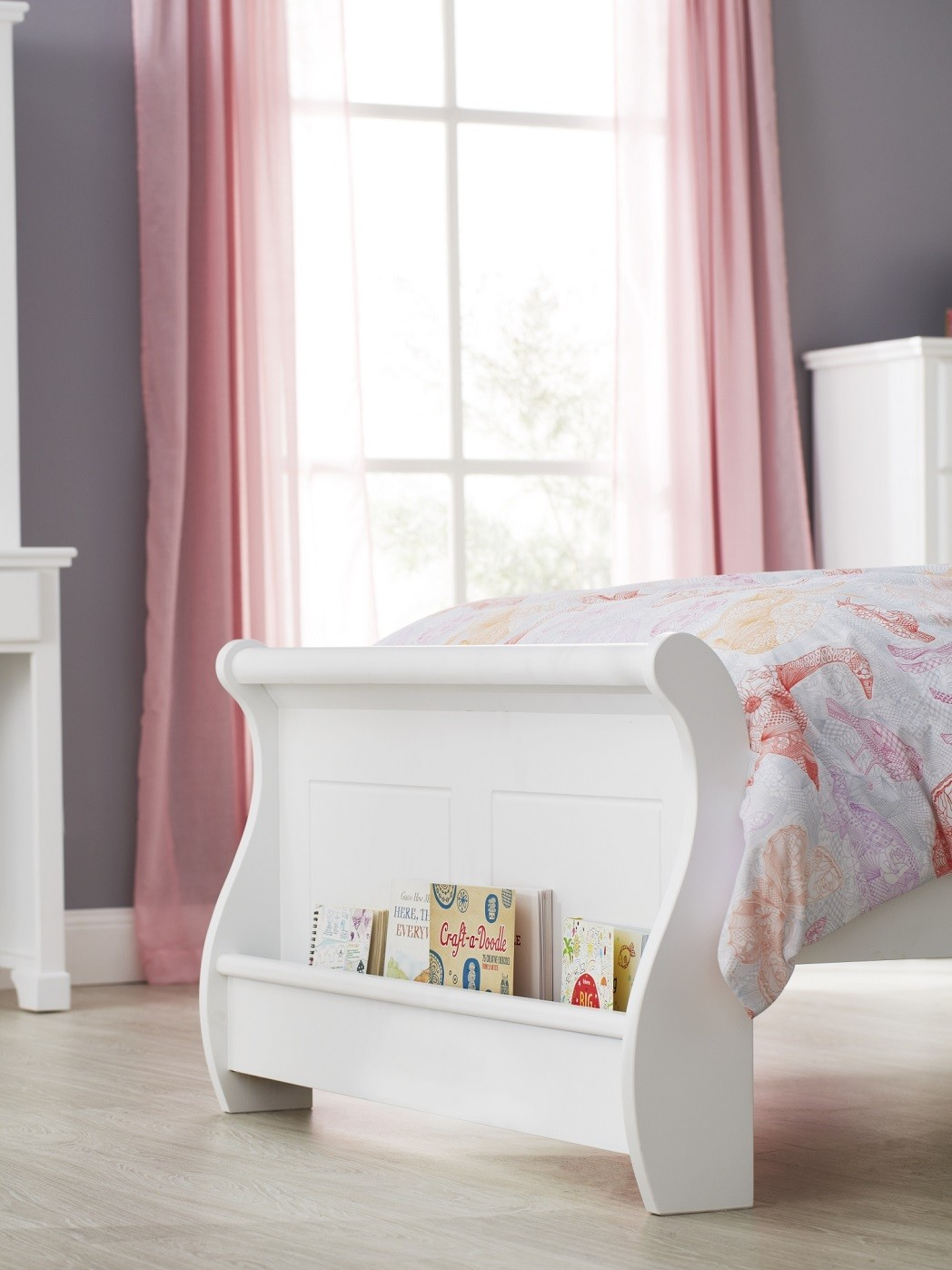 Violet Bed Frame