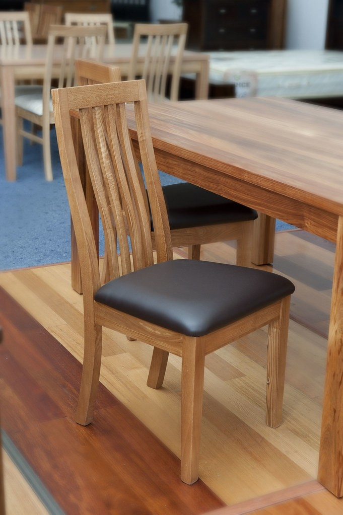 Jessica Hardwood Dining Chair