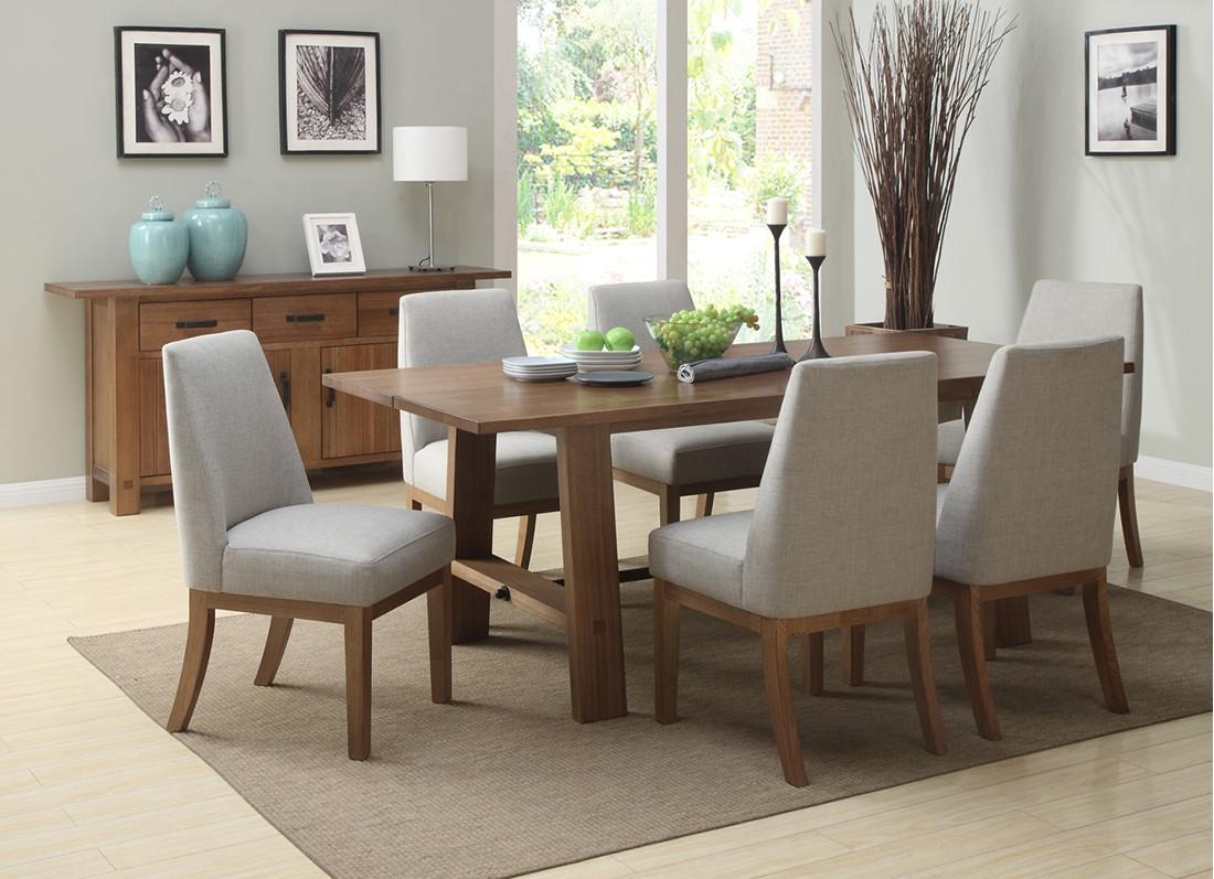 LOFT Solid Tasmanian Oak Dining Table