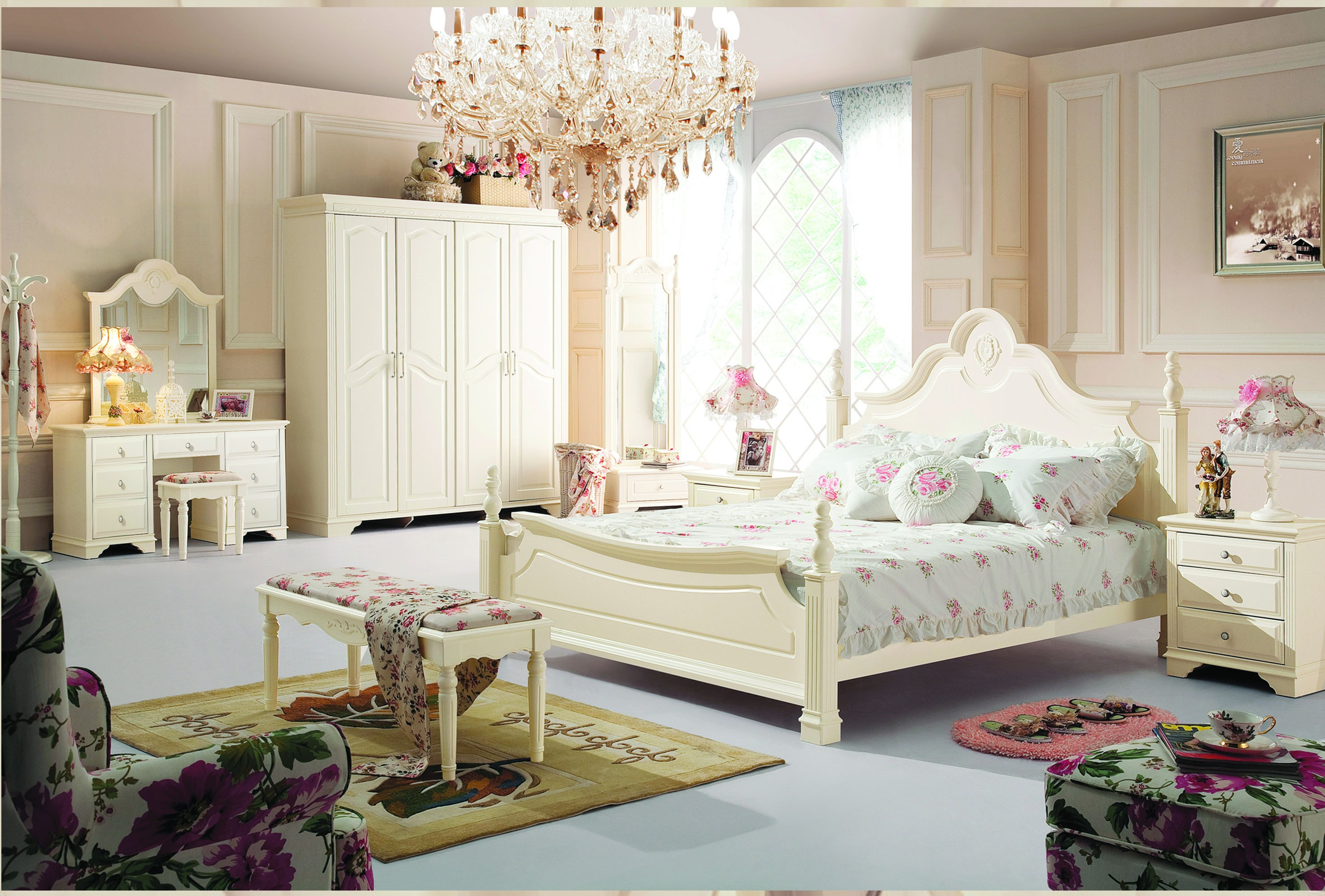 La Lune Princess Bedroom Suite
