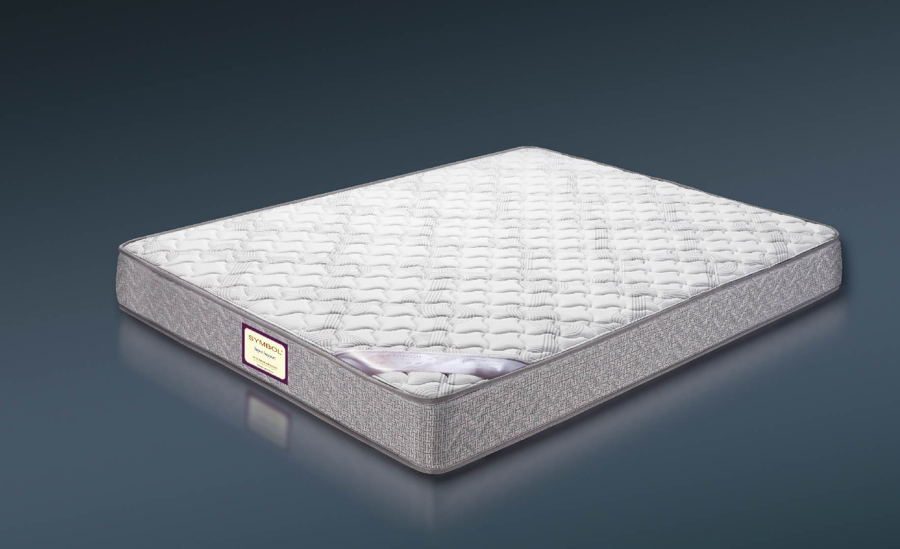 Eextra Firm Innerspring Mattress, Symbo Mattress - Super Support