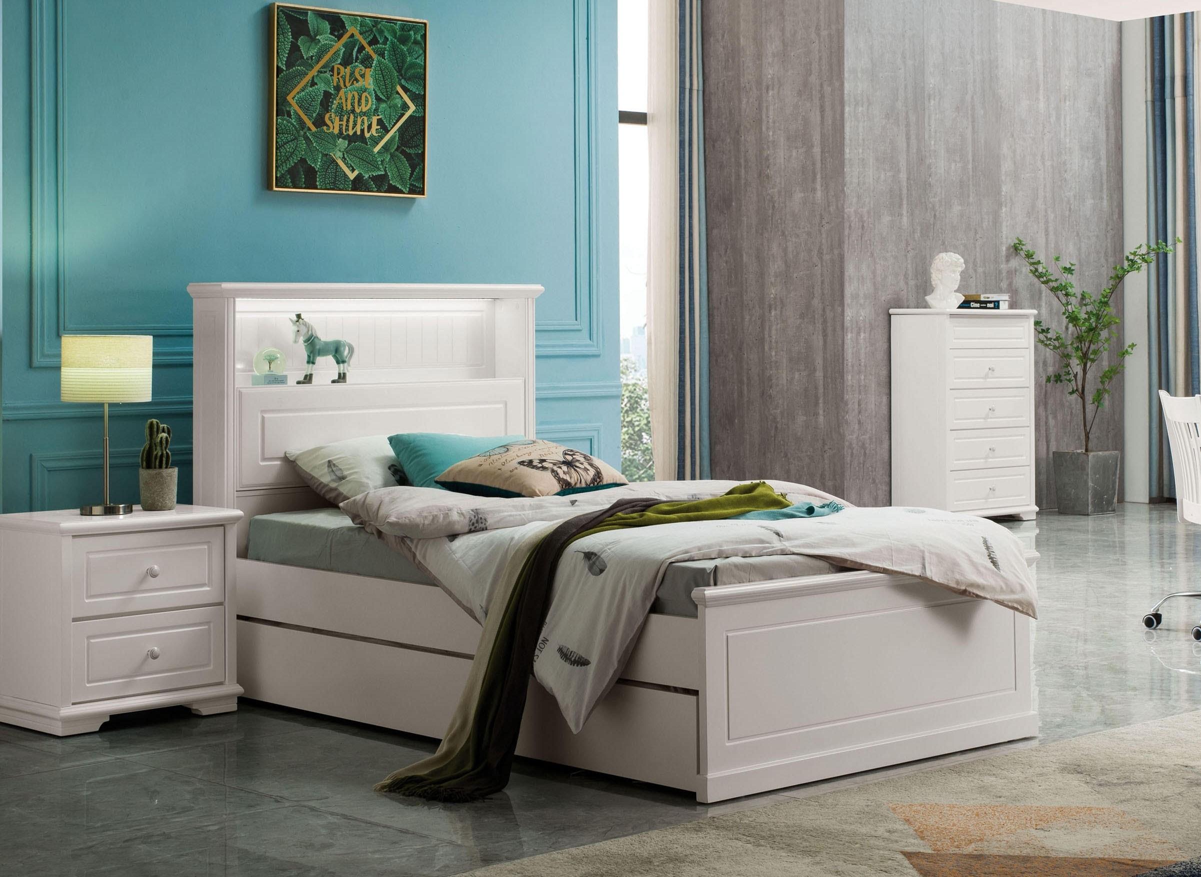 VANGOGH King Single Bed Frame